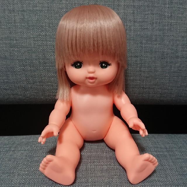 PILOT(パイロット)の【中古】おかっぱ メルちゃん 本体のみ キッズ/ベビー/マタニティのおもちゃ(ぬいぐるみ/人形)の商品写真