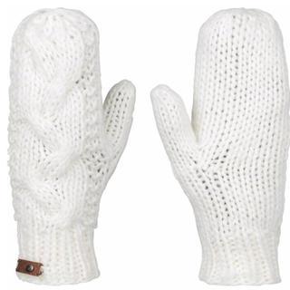 ロキシー(Roxy)の新品 ROXY ウィンター ミトン ホワイト (手袋)
