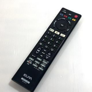 ヒタチ(日立)のELPA HITACHI用 テレビ リモコン RC-501HI(テレビ)