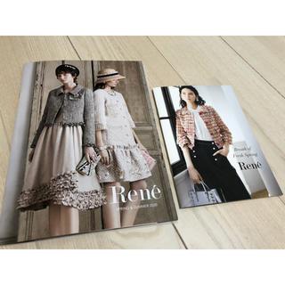 ルネ(René)のRene 2020 Spring&Summer 最新カタログ (その他)