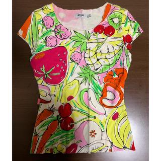 モスキーノ(MOSCHINO)のMOSCHINO(Tシャツ(半袖/袖なし))