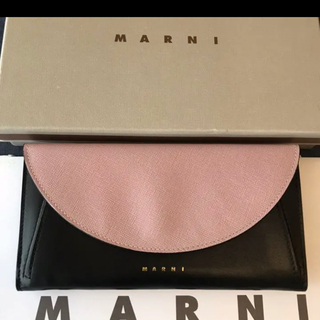 マルニ(Marni)のMARNI マルニ 未使用品 自宅保管 長財布(財布)