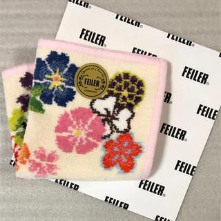 FEILER - 新品フェイラー♡タオルハンカチ
