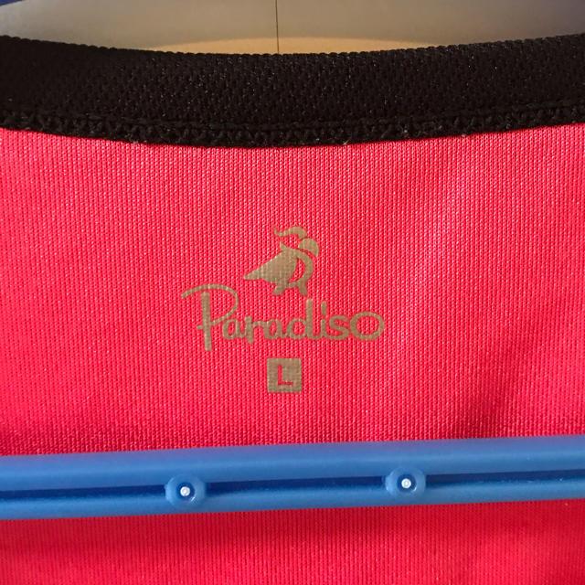 Paradiso(パラディーゾ)のテニスウェア チュニック スポーツ/アウトドアのテニス(ウェア)の商品写真