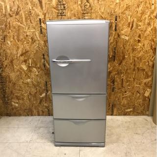 サンヨー(SANYO)の地域限定送料無料!サンヨー 中型冷蔵庫 2010年製 255L(冷蔵庫)
