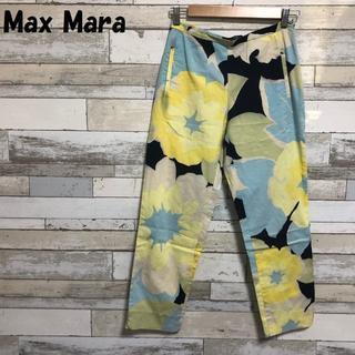 マックスマーラ(Max Mara)の【人気】マックスマーラ WEEKEND LINE イタリア製 総柄パンツ (その他)