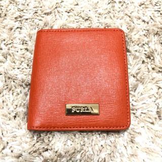 フルラ(Furla)の【値下げ!】フルラ ミニ財布 コンパクト財布(折り財布)