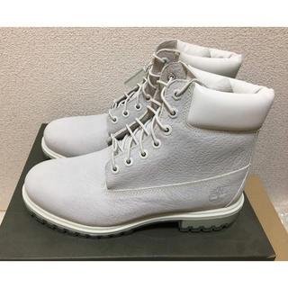 Timberland - ★新品未使用★Timberland ティンバーランド 白 ホワイト 28cm