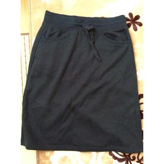 UNIQLO - ユニクロ 裏起毛スカート 美品