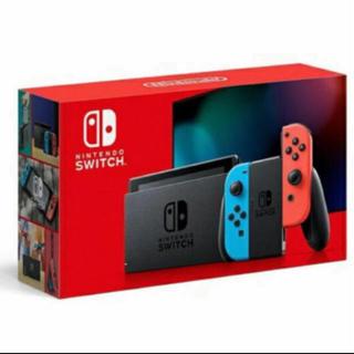 ニンテンドースイッチ(Nintendo Switch)のニンテンドースイッチ 本体 (家庭用ゲーム機本体)