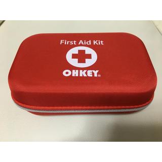 OHKEY ファーストエイドキット 126点 救急セット