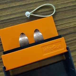 リーフレック 33mm RedBrass+ゴムバンド