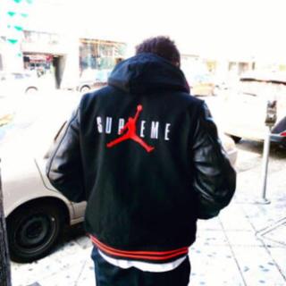 Supreme - 15aw supreme jordan ジョーダン スタジャン jacket