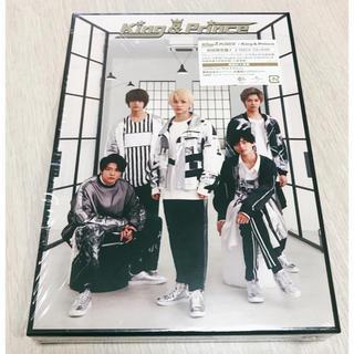King&Prince 初回盤A CD+DVD