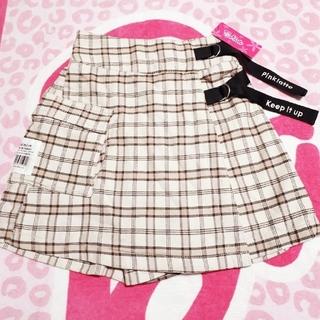 ピンクラテ(PINK-latte)の定価3850円 ピンクラテ スカート パンツ(スカート)