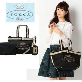 TOCCA - 新品未使用♡TOCCA トッカ マザーズバック ブラック