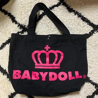 ベビードール(BABYDOLL)のBABYDOLLバッグ(トートバッグ)