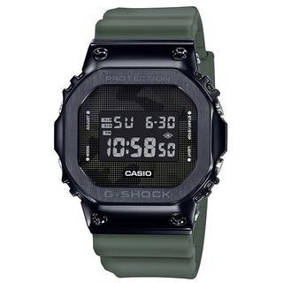 ジーショック(G-SHOCK)のG-SHOCK GM-5600B-3JF メタルケース 迷彩グリーン デジタル(腕時計(デジタル))