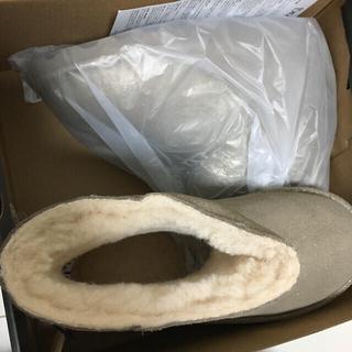 新品 定価16280円 暖かい♡ムートンブーツ 25cm 大特価‼️(ブーツ)