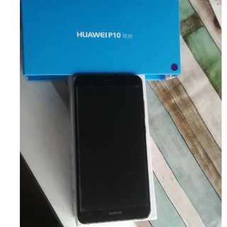 ANDROID - HUAWEI P10 lite SIMフリー 32GBブラック