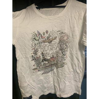 ユニゾンスクエアガーデン(UNISON SQUARE GARDEN)のUNISON SQUARE GARDEN PROGRAM15th Tシャツ(ミュージシャン)