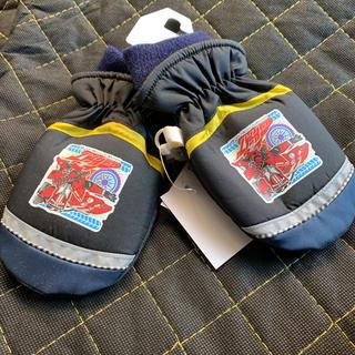 バンダイ(BANDAI)の《新品》仮面ライダー ドライブ 手袋 スキー 雪(手袋)