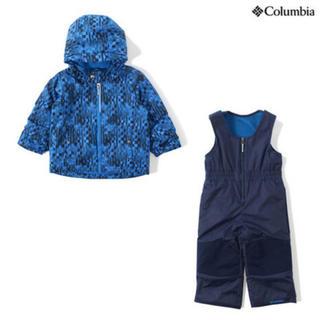 Columbia - ✦ฺ︎美品✦ฺ︎♡コロンビア♡ 100 スキーウェア 雪遊び 子供 キッズ
