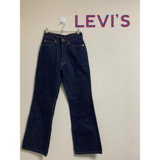 LEVI'S 857 フレアパンツ ブーツカット オレンジタブ