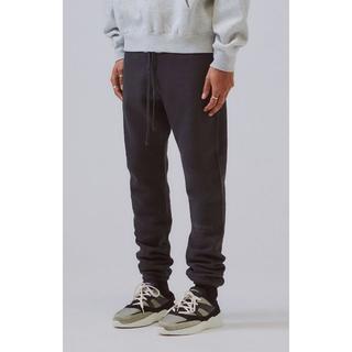 ★FOG ESSENTIALS★ Sweatpants ブラック[L]