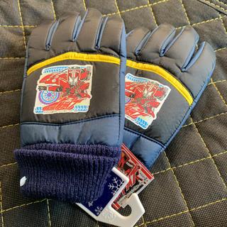 バンダイ(BANDAI)の《新品》仮面ライダー ドライブ 手袋 7〜8歳用(手袋)