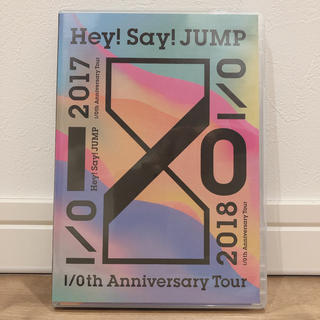 Hey!Say!JUMP I/OthAnniversaryTour DVD