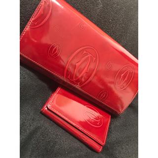 Cartier - カルティエハッピーバースデー 財布キーケースのセット