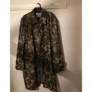 COMME des GARCONS - コムデギャルソンシャツ カモフラ柄コート garconssupreme