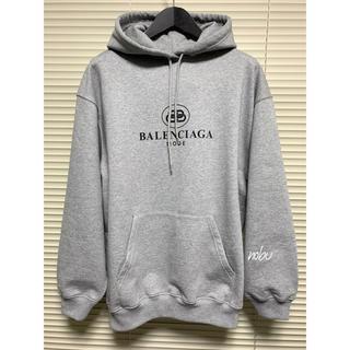 Balenciaga - 新品【 Balenciaga 】BB Logo Hoodie M パーカー