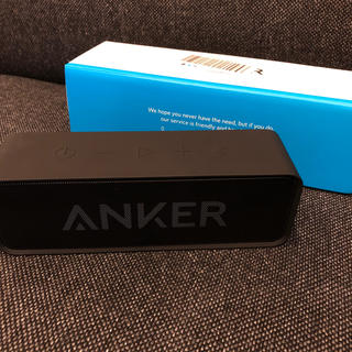 ANKER Bluetoothスピーカー