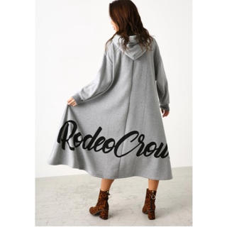ロデオクラウンズ(RODEO CROWNS)のロデオクラウンズ  パーカーワンピース(ロングワンピース/マキシワンピース)