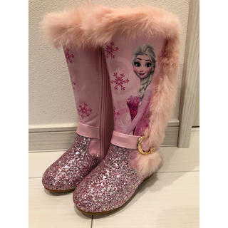 アナと雪の女王 エルサのブーツ