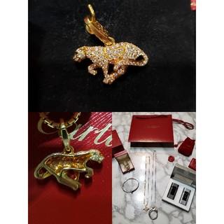 カルティエ(Cartier)の希少値下げ【Cartier】パンテール ネックレス + オマケ(ネックレス)