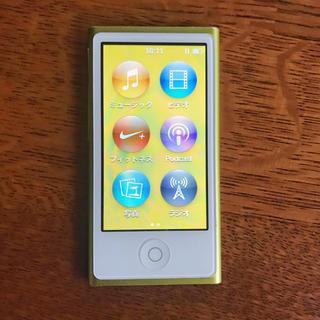 iPod nano 7世代 16GB