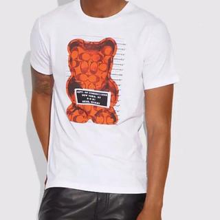 コーチ(COACH)のCoach × Vandal Gummy Bear コラボ Tシャツ(Tシャツ/カットソー(半袖/袖なし))