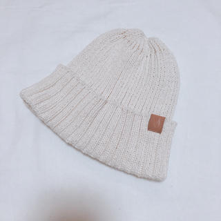 サマンサモスモス(SM2)のsm2  ニット帽(ニット帽/ビーニー)