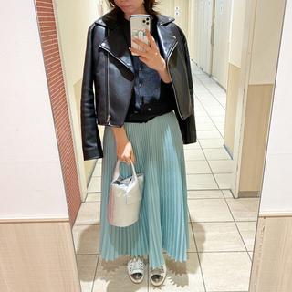 Drawer - cen プリーツスカート 36 obli yori my clozette