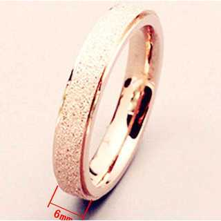 ロマンティックな指輪 (ピンクゴールド)  サイズ:18号