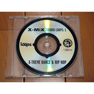 サンプリングCD X-Mix STUDIO LOOPS 1(ソフトウェア音源)