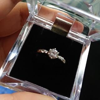 BLOOM 美しい指輪(12号)