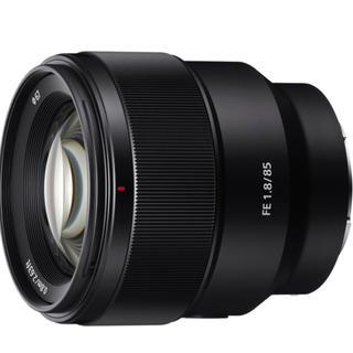 SONY - FE 85mm 1.8 新品未使用品