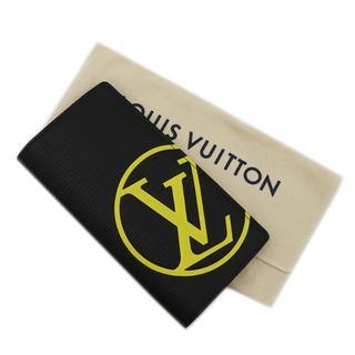 LOUIS VUITTON - LOUIS VUITTON ポルトフォイユ ブラザ LVサークル A2000
