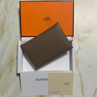 Hermes - エルメス カードケース 名刺入れ Calvi カルヴィ