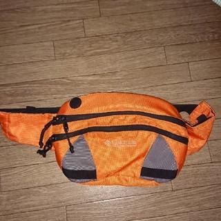 コロンビア(Columbia)のオレンジ/ボディーバッグ/斜めかけ/ウエスト(ボディーバッグ)