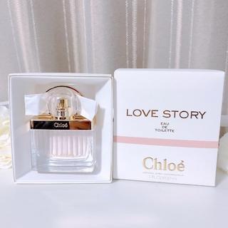 クロエ(Chloe)のクロエ ラブ ストーリー EDT 30ml (香水(女性用))